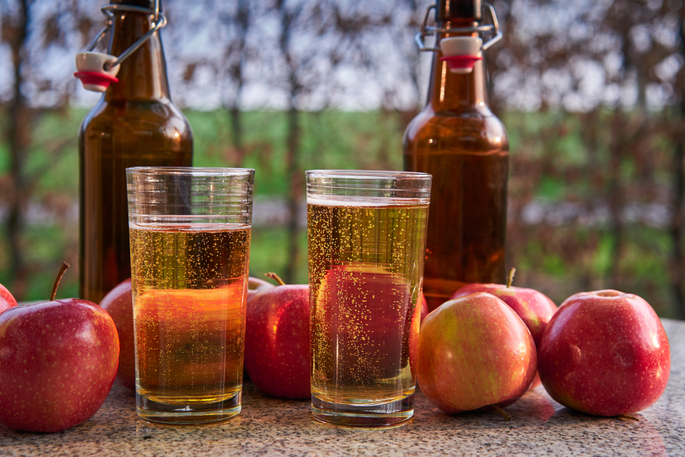 The History Of Cider Making In Cornwall